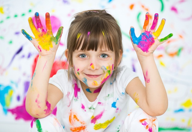 ADHD Creativity and Kids