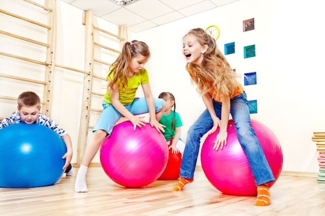 Indoor Exercise for Kids with ADHD