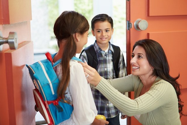 Back to School Jitters | Tips for First Day Anxiety