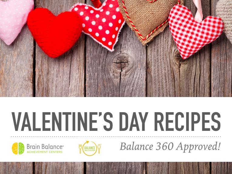 Balance 360 Valentine's Day Recipes