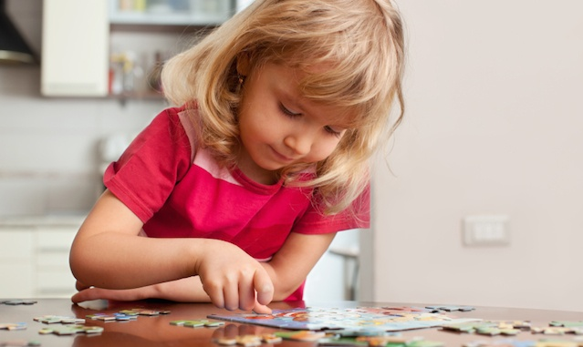 Jigsaw Puzzles Build Concentration in ADHD Kids