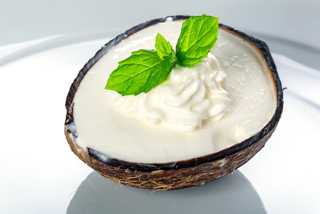 Clean Eating Coconut Ice Cream Balance 360 Approved