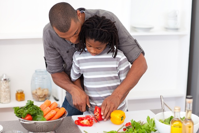 Cooking with Kids | Teaching Children to Cook