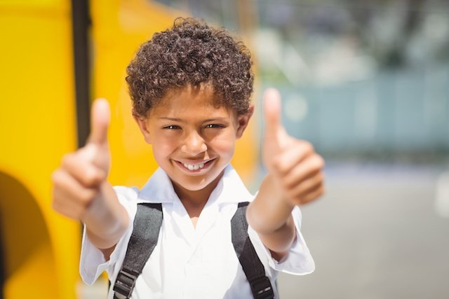 First Day of School Tips for Kids Who Struggle