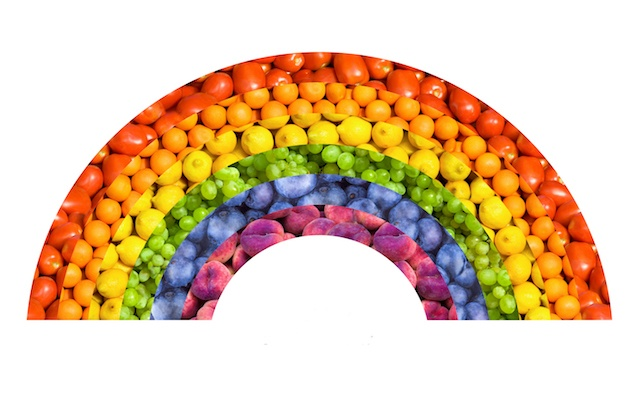 Eat a Rainbow of Healthy Foods