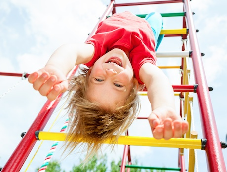 Exercise Helps Children with ADHD