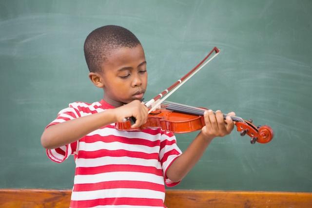 Music and Math Skills