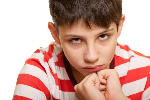 Resistant Child   Lack of Flexibility