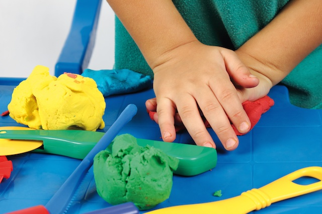 Sensory Play and Sensory Exercises for SPD