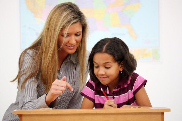 Teacher Support for Special Education Student
