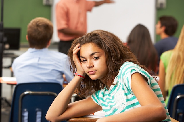 Help Teens with ADHD Succeed in School