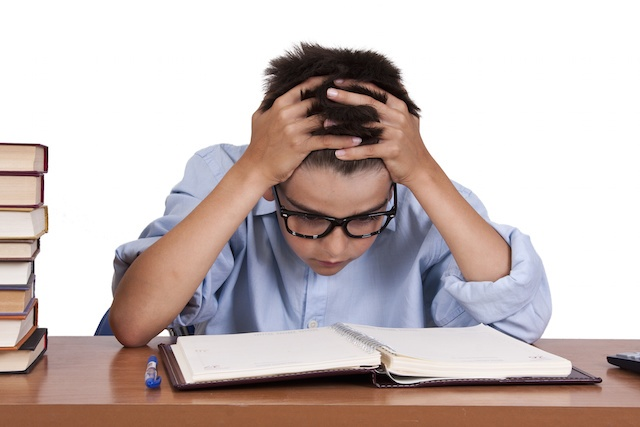 Help for Test Anxiety | Learning Disorders