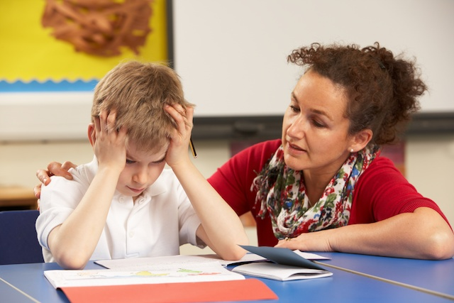 Academic Support for Sensory Processing Disorder