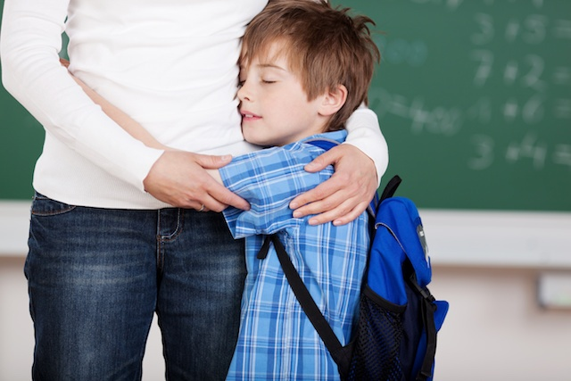 back to school with sensory processing disorder