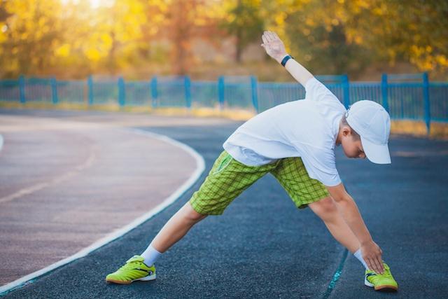 Crossing the Midline Exercises