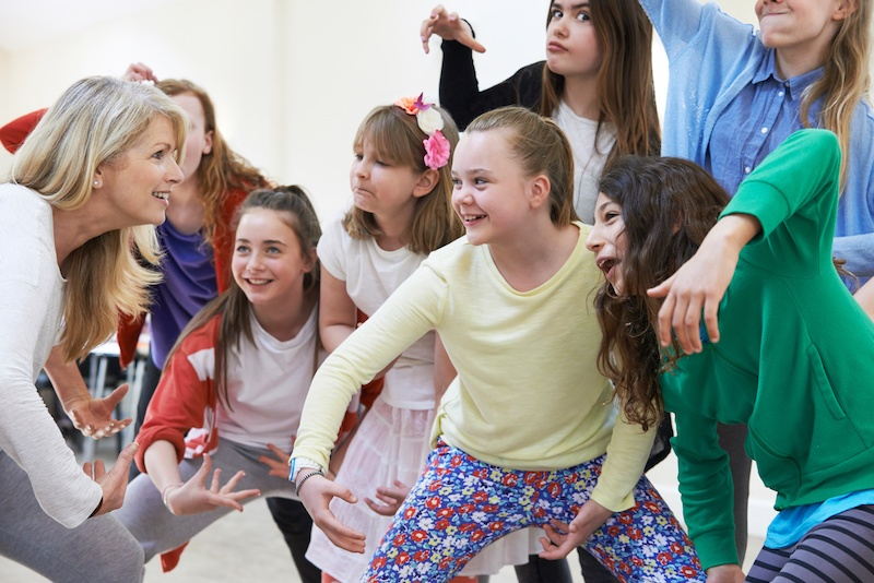 Theater and Social Skills