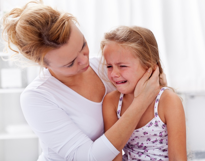 How to Calm Meltdowns and Tantrums