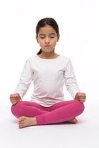 Perfectionist Child Meditating