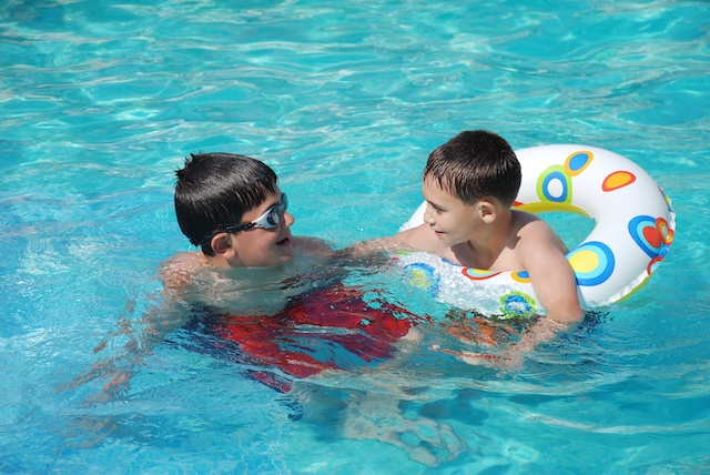 Summer Playdates with Social Issues