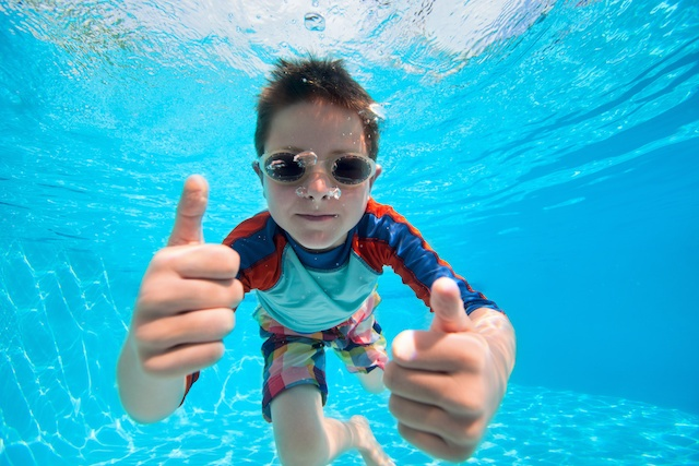 Swim Tips for Sensory Processing Disorder