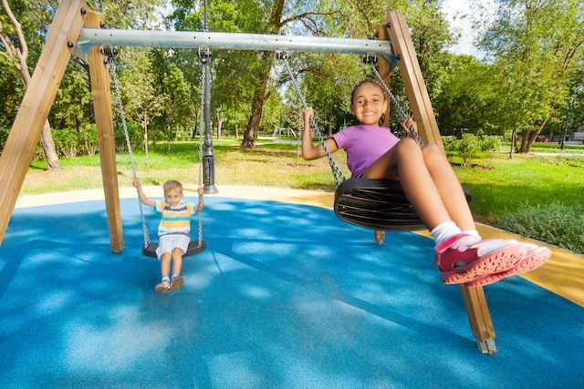Swinging for Sensory Integration