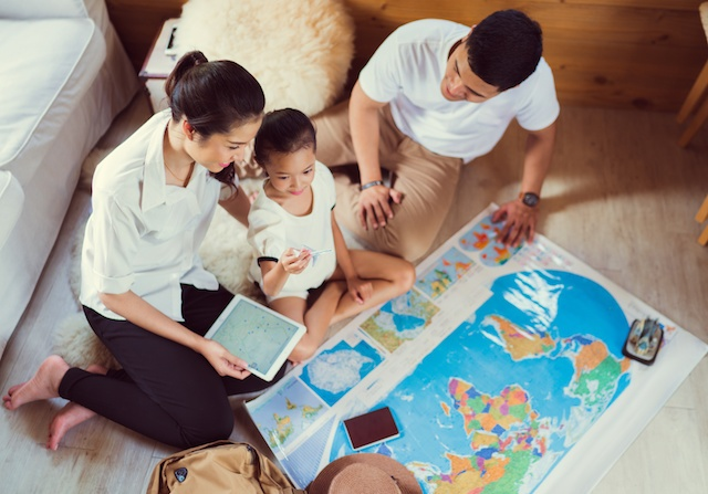 Vacation Destinations for Kids Who Struggle