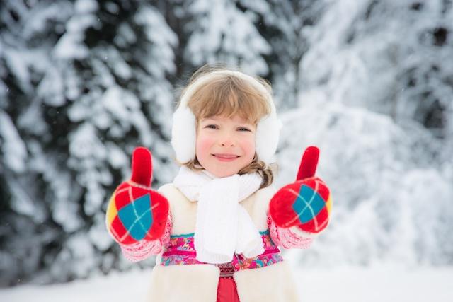 Winter Prep Sensory Processing Disorder