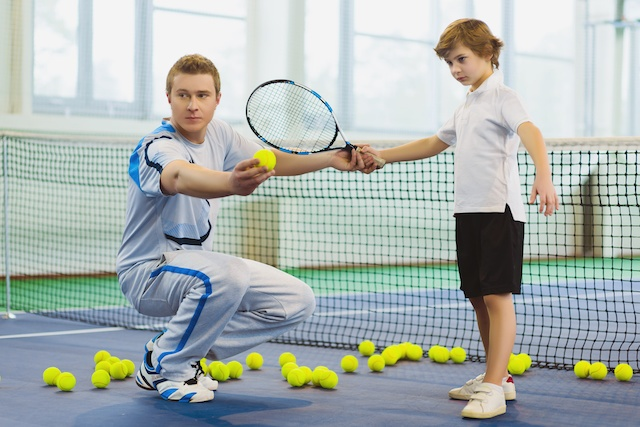 Working with Your Child's Coach